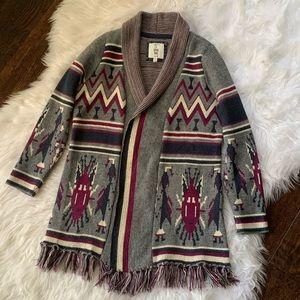 Tribal Cardigan